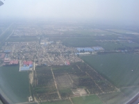 Flight to China