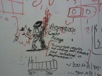 The original Cache Ninja